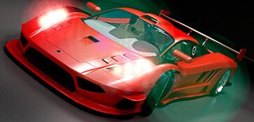 3D visual visualisatie 3dmodel auto render