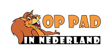 Logo oppadinnederland op pad in nederland